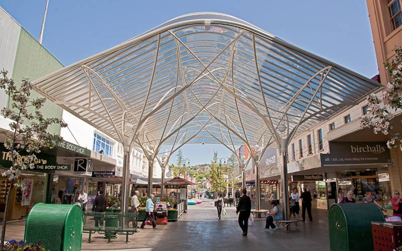 Launceston Mall Roof 04